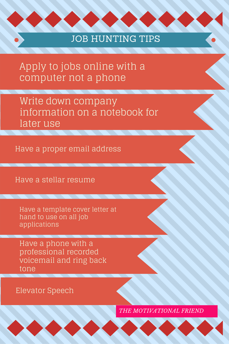 JOB HUNTING TIPS (1)