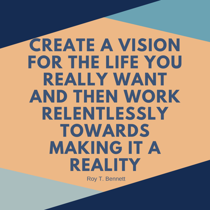 #motivational quotes #success #vision #goals #life